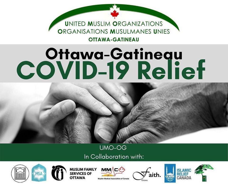 Ottawa-Gatineau COVID-19 Relief